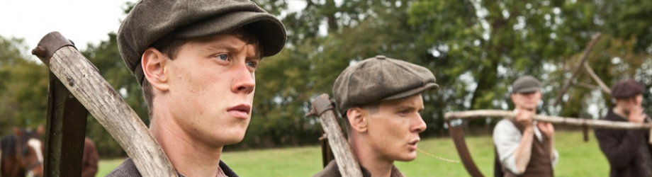 Still from the film Private Peaceful
