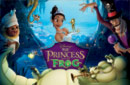 Poster image for animaed Disney film The Princess and the Frog