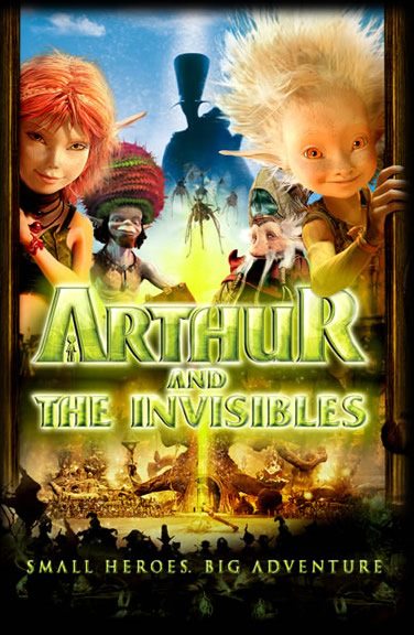 film education resources arthur and the invisibles
