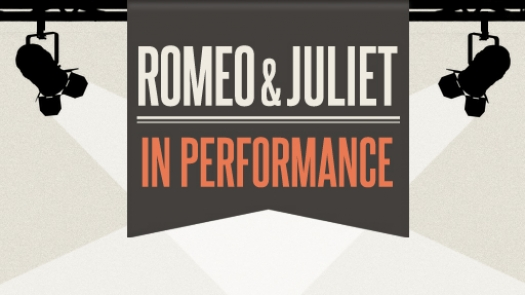 Shakespeare in Performance title graphics