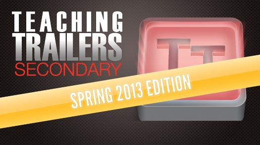 Teaching Trailers Spring 2013 thumbnail