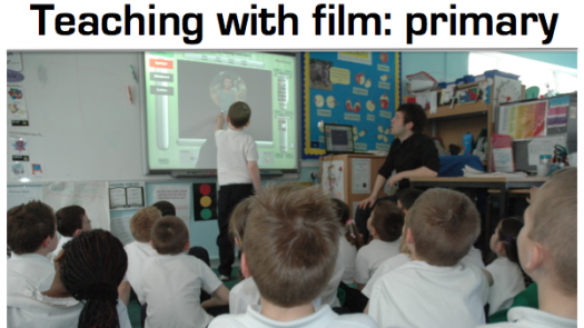 Teaching with film: primary topics&lt;br /&gt; thumbnail