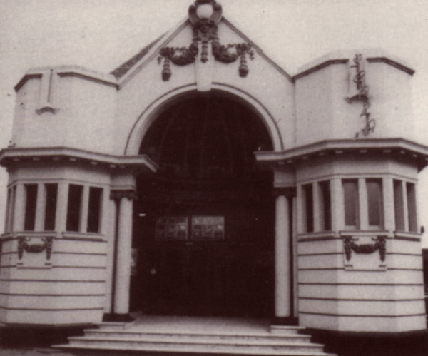 A photo of the Scala cinema in Derbyshire