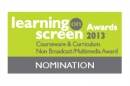 Learning on Screen nominee