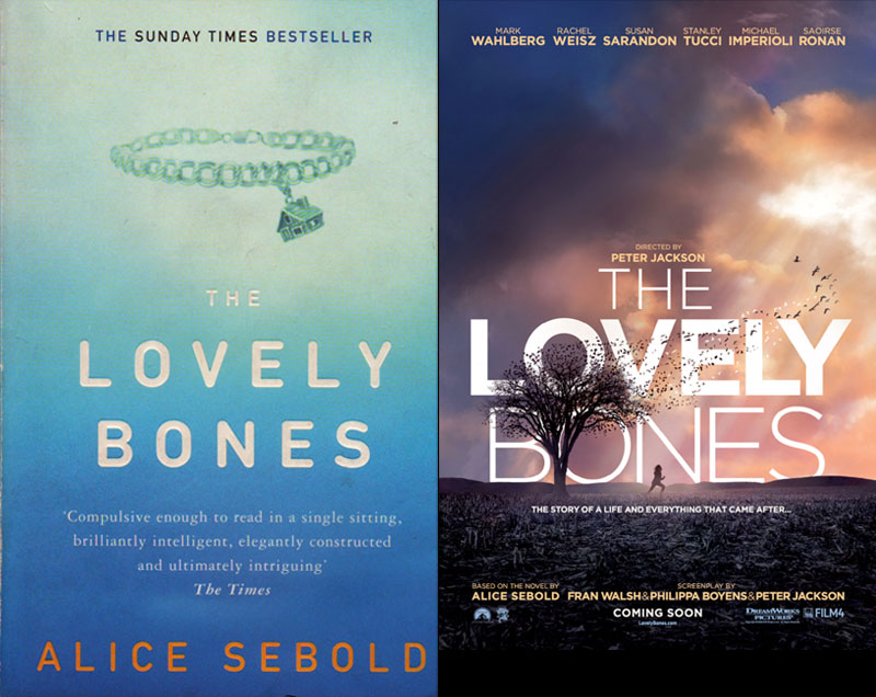 "an analysis of the story in the book the lovely bones by alice sebold The lovely bones study guide contains a biography of alice sebold, literature  essays, quiz questions, major themes, characters, and a full summary and   american critics agreed publishers weekly called the novel ""a story."