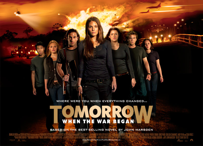 tomorow when the war began Tomorrow, when the war began 2 (2012), the sequel to tomorrow, when the war began, has been green-lit tomorrow, when the war began director/writer stuart beattie is returning as are cast members.
